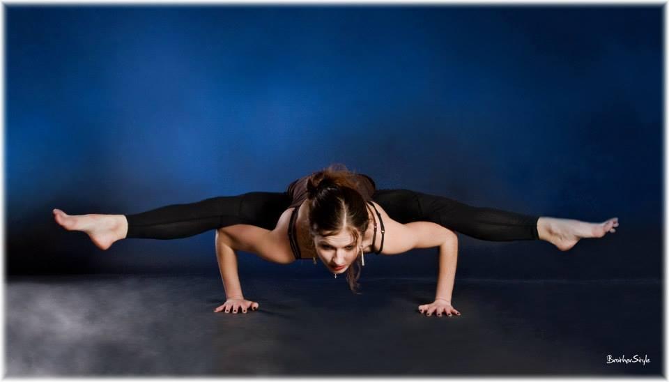 Вероника Тулаева Тренер по йоге