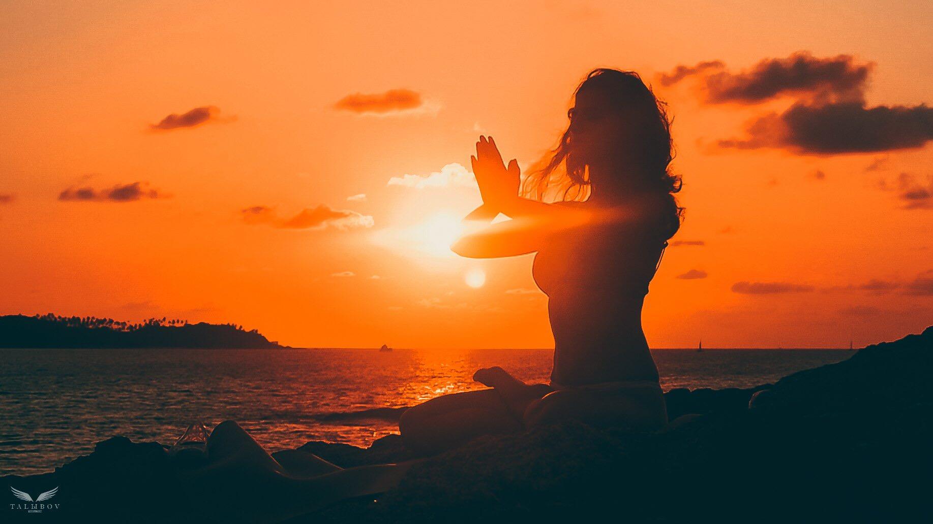 Йога от стресса Дыхательная техника