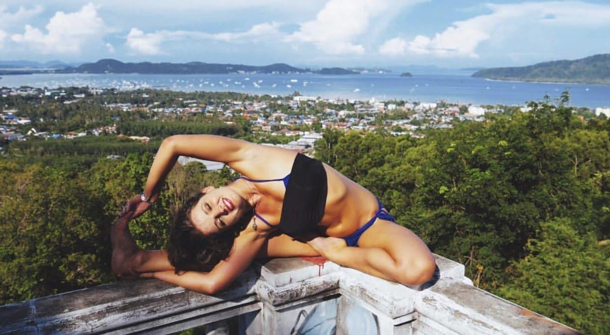 Путь в йогу Вероника Тулаева Йога Онлайн