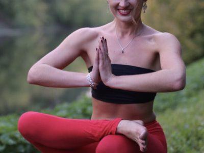 Общеукрепляющая тренировка: 1 йога видео