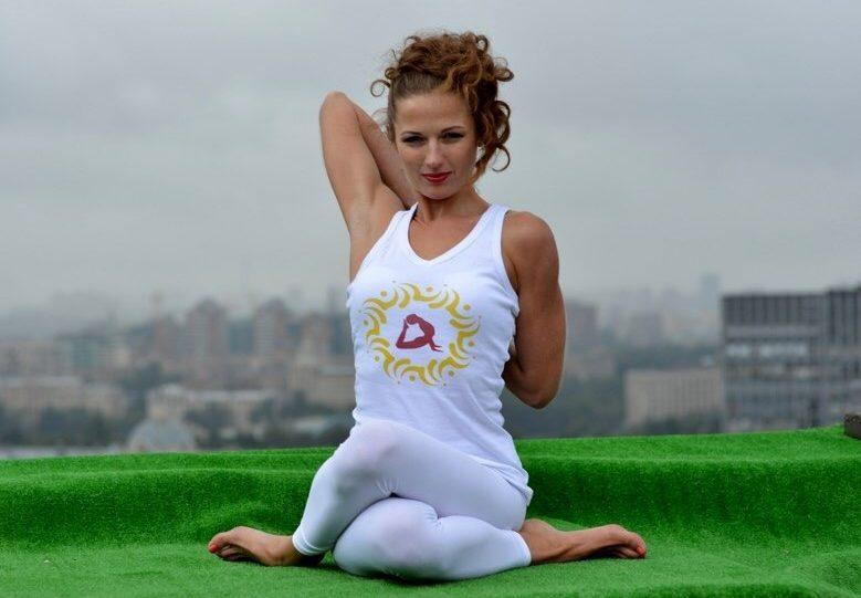 Йога для энергии Йога Онлайн Вероника Тулаева