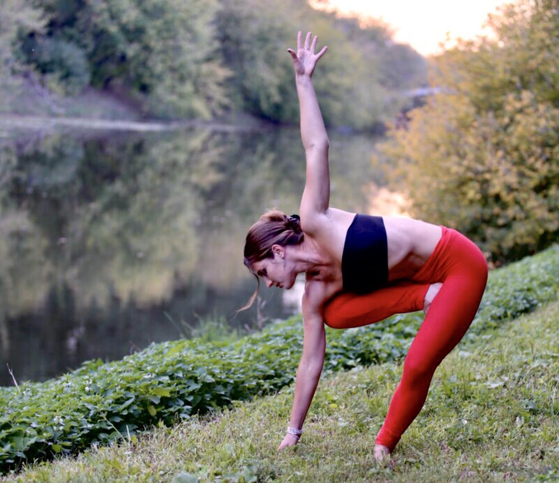 Путь в йогу Часть 5