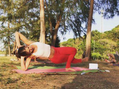 Yoga Online 29.04.2020