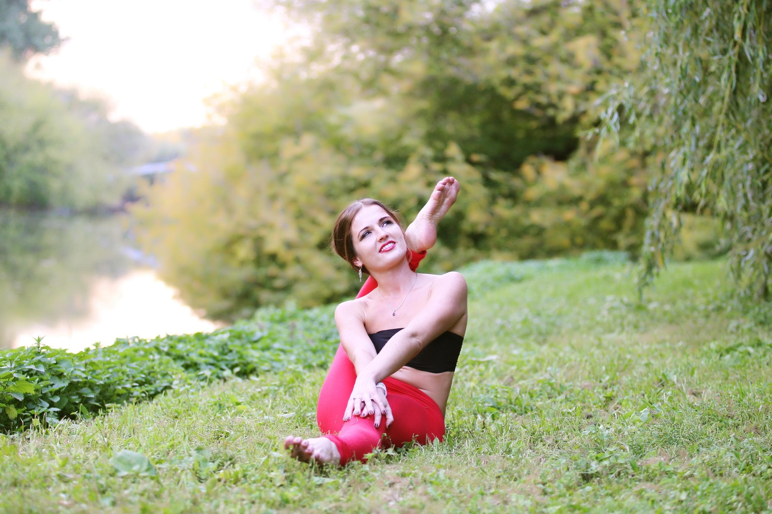 Путь в йогу. Часть 9 Вероника Тулаева