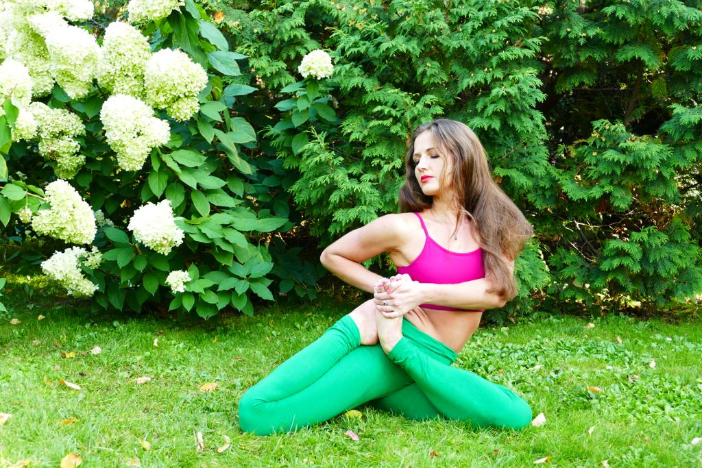Путь в йогу Часть 11 Вероника Тулаева