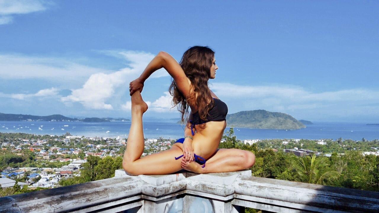 Путь в йогу Вероника Тулаев Часть 4