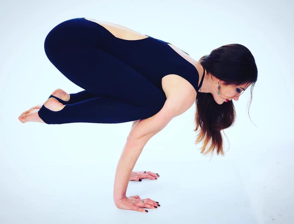 Бакасана Йога Онлайн Йога Видео Yoga Online