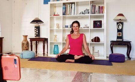Yoga Online Курс 8 занятий. Часть 4