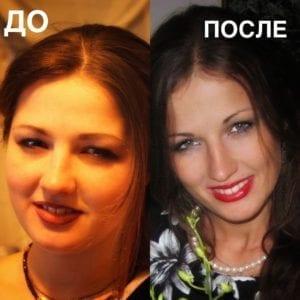 До и после Эффект от йоги